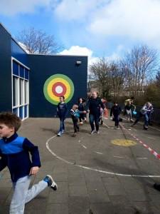 Sponsorloop voor KIKA Montessorischool Westervoort