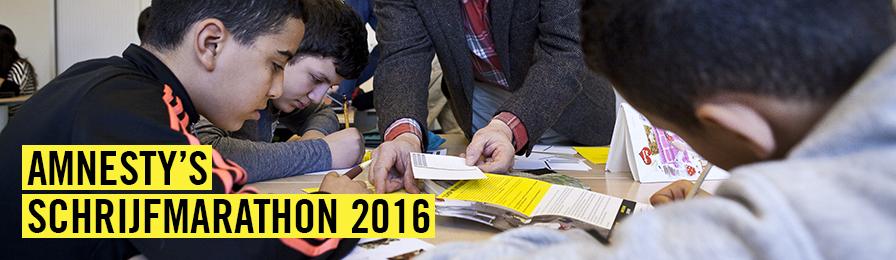Liemerse burgemeesters schrijven mee voor Amnesty