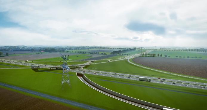 Tracébesluit A12/A15 Ressen-Oudbroeken (ViA15) ter visie