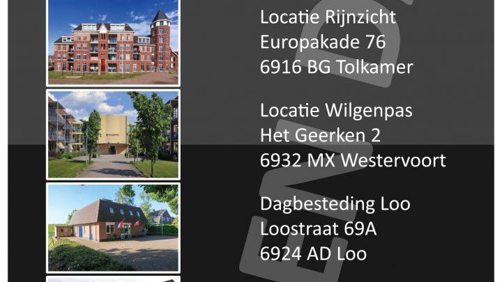 ABC-Zorgcomfort viert jubileum in de Week van Zorg en Welzijn
