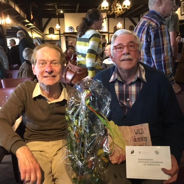 De Weerld c' Winnaar Beste Boek Achterhoek en Liemers